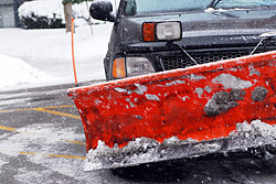 Commercial Snowplowing