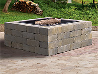 Weston Stone® Fire pit kit
